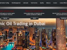 Dynamic Oil Trading