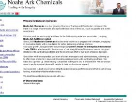 Noahs Ark Chemicals