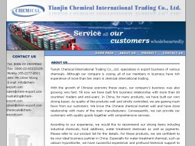Tianjin Chemical International Trading