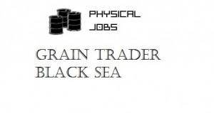Grain Trader Black Sea