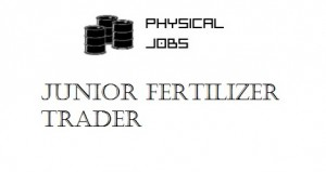 Junior Fertilizer Trader