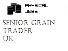 Senior Grain Trader UK