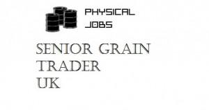 Senior Grain Trader UK